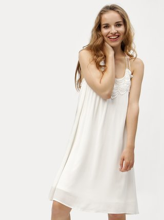 Biele šaty VERO MODA Fiona