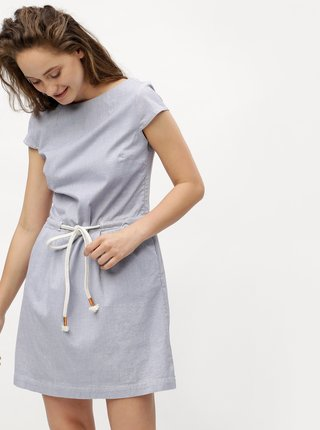 Rochie albastru deschis cu snur s.Oliver