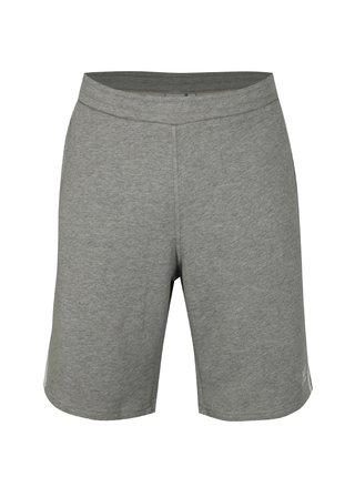 Pantaloni gri scurti sport pentru barbati adidas Originals