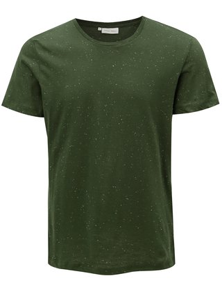 Tricou verde inchis Casual Friday by Blend