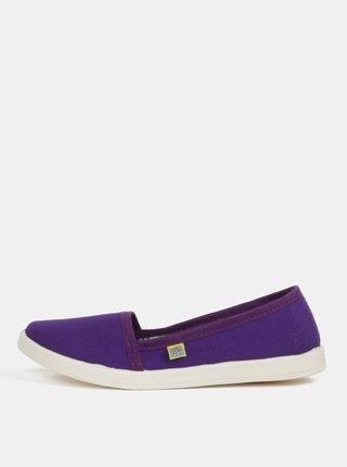 Pantofi de dama slip-on mov Oldcom Canvas