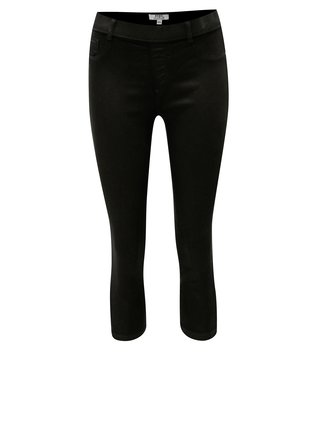 Jeggings negri crop Perkins