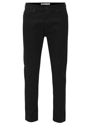 Čierne slim fit rifle Burton Menswear London