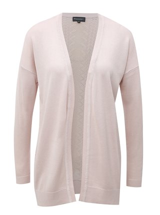 Cardigan roz deschis Broadway Donata