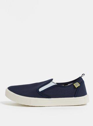 Pantofi slip on albastru inchis Oldcom Milan