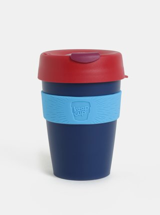 Cana de calatorie rosu-albastru KeepCup Original Medium