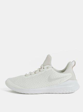 Biele dámske tenisky Nike Renew Rival