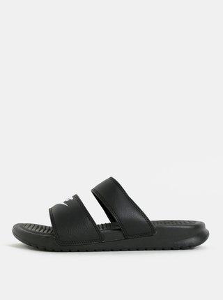 Papuci de dama negri Nike Benassi Duo Ultra Slide