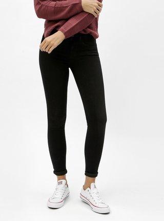 Černé skinny džíny ONLY