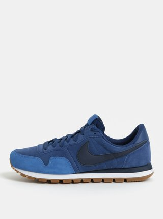 Modré pánske semišové tenisky Nike Air Pegasus '83