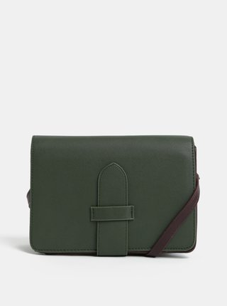 Fialovo-zelená malá crossbody kabelka VERO MODA Hira