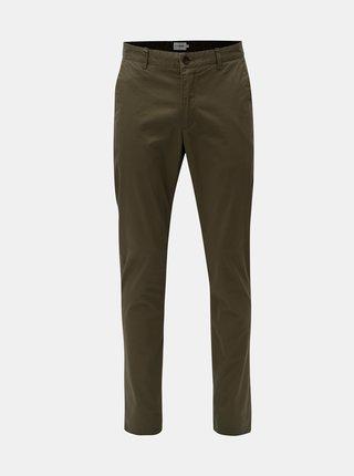 Pantaloni chino kaki Farah Twill