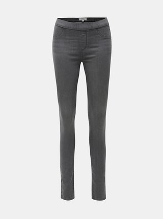 Jeggings gri Dorothy Perkins Tall Eden