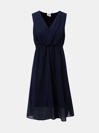 Tmavě modré kojicí šaty Mama.licious Yolanda