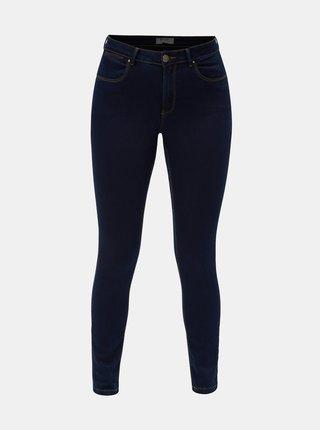 Tmavě modré skinny džíny Dorothy Perkins Bailey