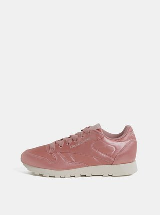 Růžové dámské tenisky Reebok