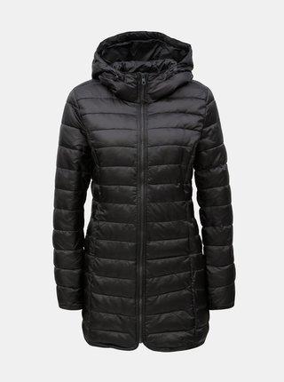 Černá prošívaná bunda ONLY