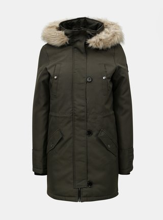 Geaca parka kaki VERO MODA Excursion