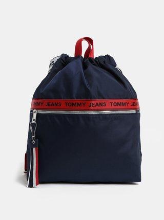 Tmavě modrý vak Tommy Hilfiger Tape