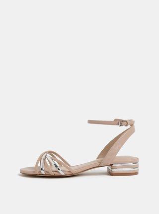 Telové dámske sandále ALDO