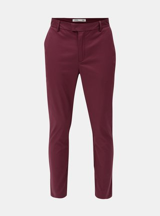 Pantaloni visinii slim fit Burton Menswear London
