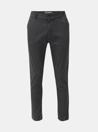 Pantaloni gri slim fit Burton Menswear London