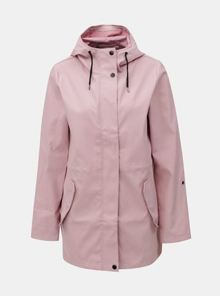 Růžová nepromokavá bunda Dorothy Perkins