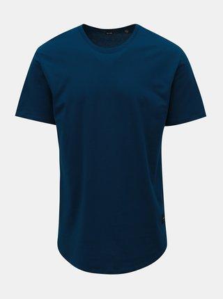 Tricou albastru basic ONLY & SONS Matt