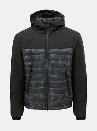 Jacheta verde-negru cu model Dstrezzed