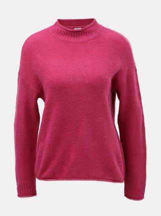 7365e72f7 Ružový trblietavý sveter Jacqueline de Yong