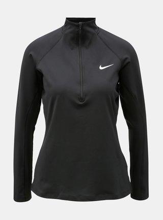 Čierne dámske funkčné tričko Nike
