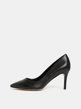 Pantofi negri din piele ALDO Coroniti