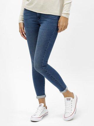 Modré skinny džíny ONLY