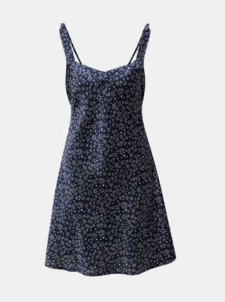 Tmavě modrá košilka s motivem hvězd M&Co Star