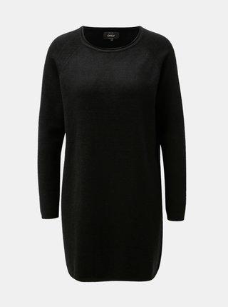 Rochie neagra tricotata ONLY