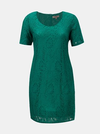 Zelené krajkové šaty La Lemon