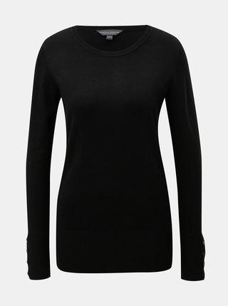 Čierny tenký sveter Dorothy Perkins Tall
