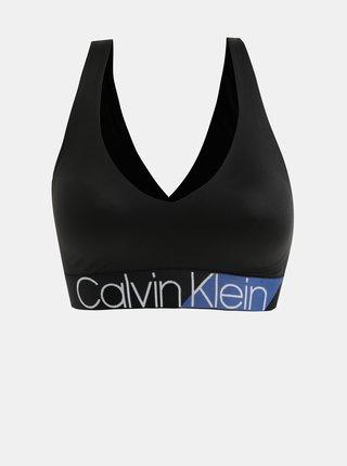 Bustiera neagra Calvin Klein Underwear