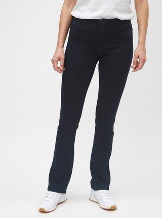 Tmavě modré zvonové džíny ONLY Hella