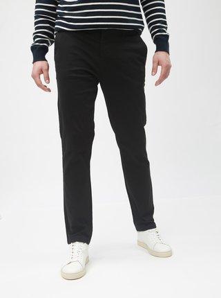 Pantaloni chino negri slim Burton Menswear London