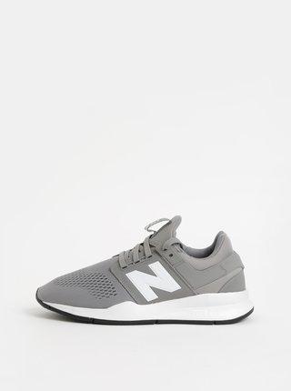 Pantofi sport barbatesti gri New Balance 247