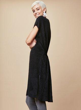 Rochii casual pentru femei touch me. - negru