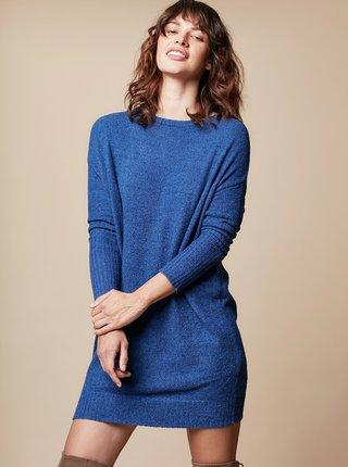 Rochii casual pentru femei touch me. - albastru