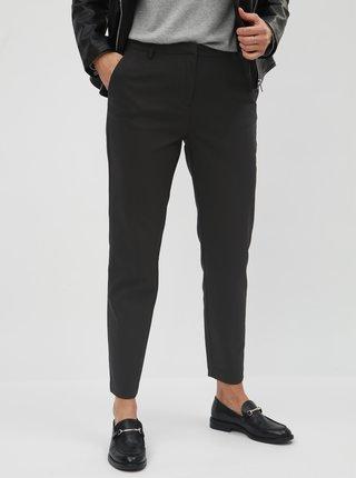 Pantaloni formali negri VILA Delia