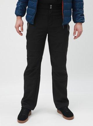 Pantaloni barbatesti negri softshell LOAP Liah