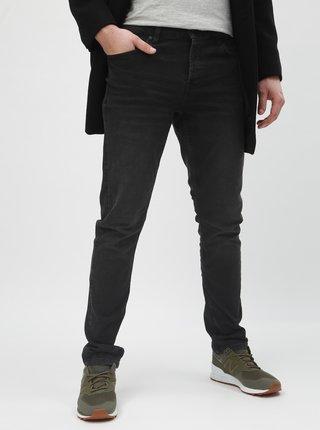 Černé slim džíny ONLY & SONS Spun