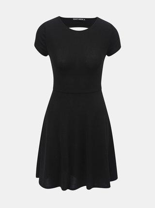 Čierne trblietavé šaty TALLY WEiJL