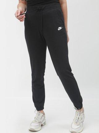 Pantaloni sport negri de dama Nike
