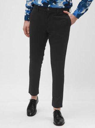 Pantaloni negri chino Lindbergh