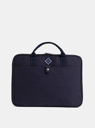 """Tmavě modrá taška na notebook 13"""" GANT"""